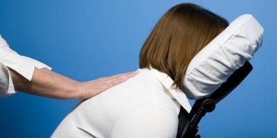 Massageservice für Büros und Menschen, die nicht mobil sind