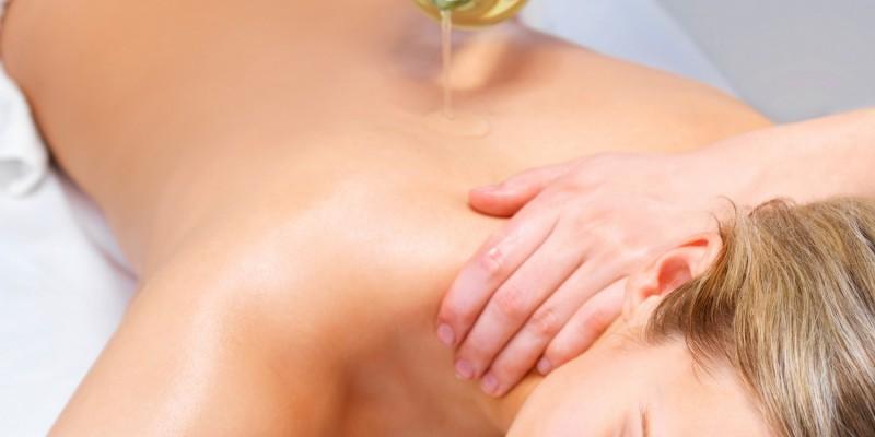 Frau bei TouchLife Massage