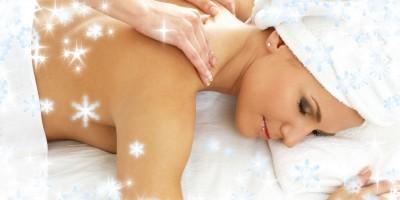 Praktische Helfer für die Massage zu Hause